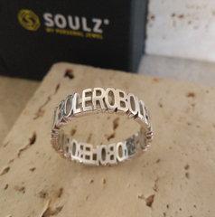 Zilveren Ringen Soulz