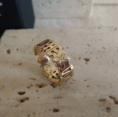Golden Rings 18ct Soulz