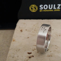 Golden rings 14ct Soulz