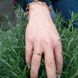 gepersonaliseerde naam ringen
