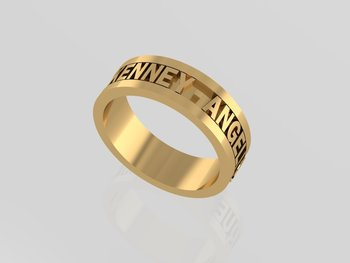 River Capital Gold 18CT