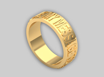 Feel Capital Gold 18KT