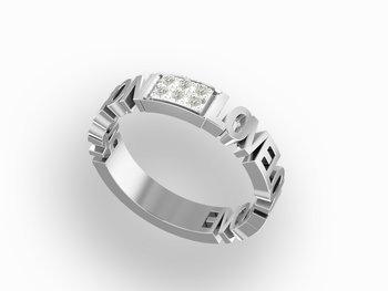 Soulz Ring Vero 6 Goud 18 KT