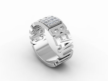 Soulz Ring Vero 12 Goud 18KT