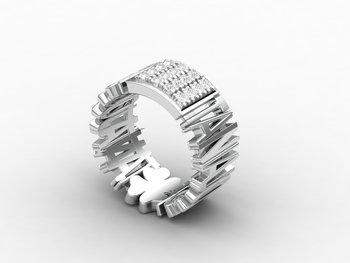Soulz Ring Vero 16 Goud 18KT