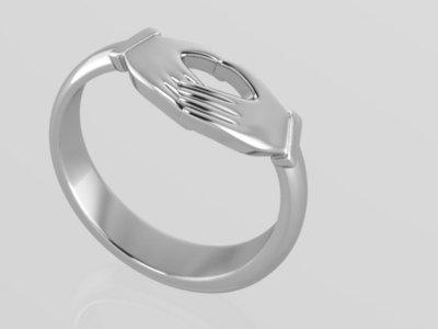 3D geprinte ringen Kortrijk